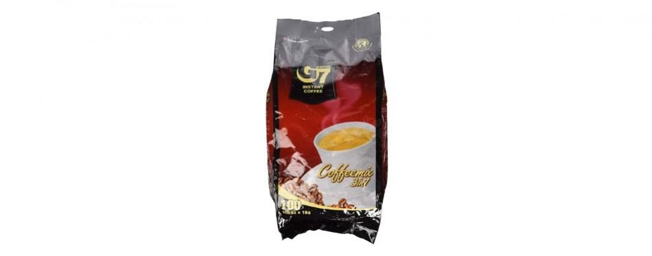 g7 instant premium vietnamese instant coffee