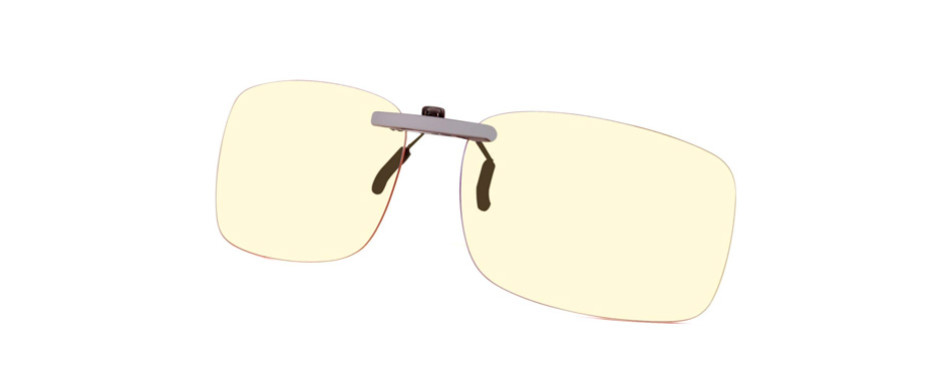 gameking clip-on computer glasses