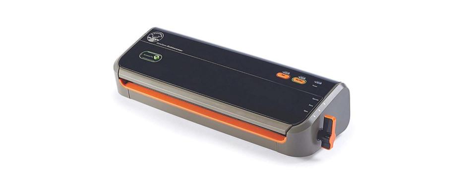 gamesaver outdoorsman vacuum sealing system