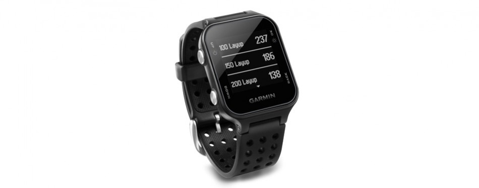garmin approach s20 gps golf triathlon watch
