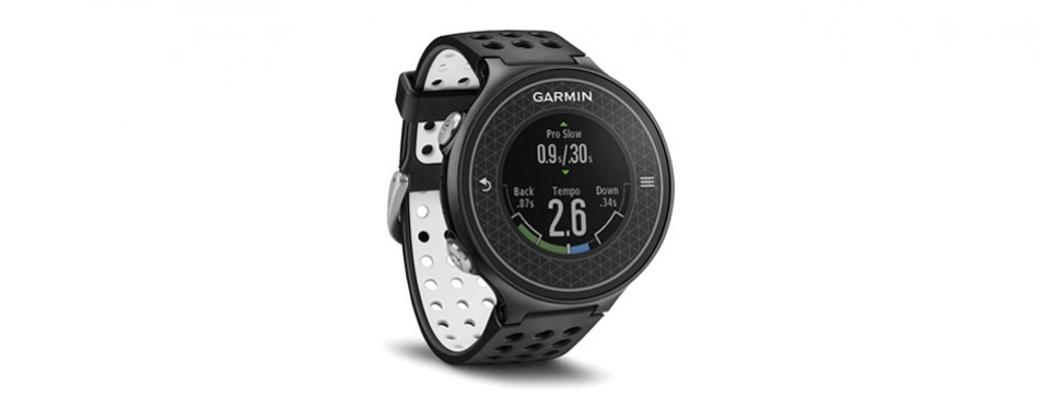 garmin approach s6 golf watch (certified refurbished)