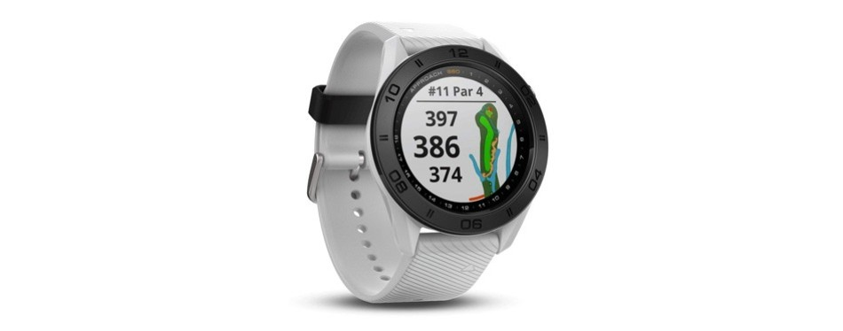 garmin approach s60 (white)