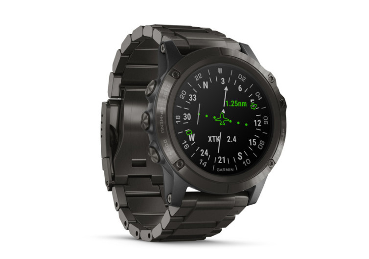 Garmin D2 Delta PX Pilot Watch
