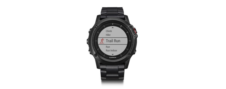 garmin fenix 3 hr special edition titanium watch