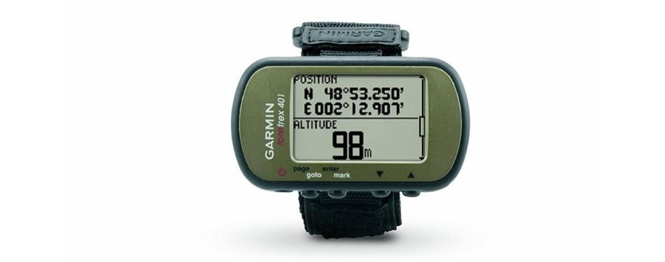 garmin hunting gps (foretrex 401 waterproof)