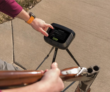 garmin s1 trapshooting trainer