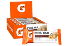 gatorade prime fuel sports energy bar, chocolate chip