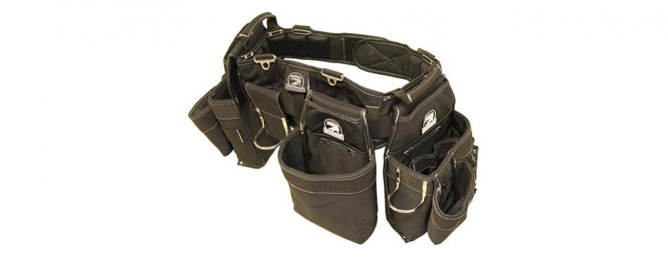 gatorback b145 carpenter's triple comob belt