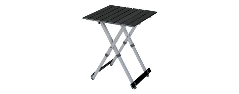 gci outdoor compact folding camping table