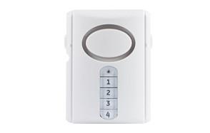 ge deluxe wireless door alarm