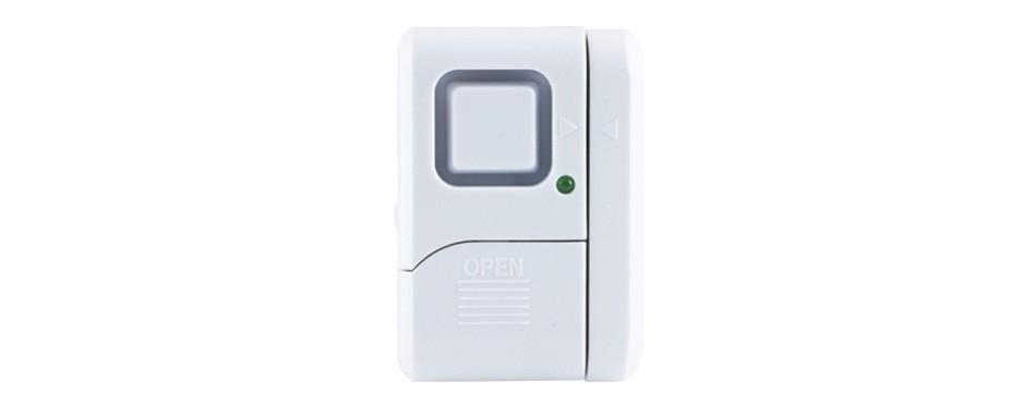 ge personal security 2-pack window and door alarm