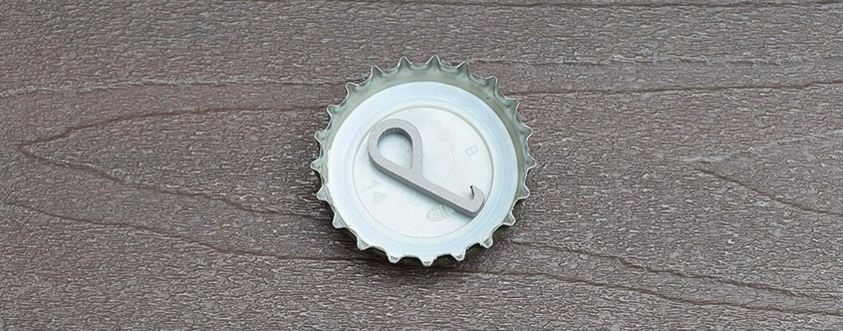 gear infusion titanium pry.me bottle opener