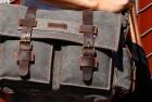 gearonic tm men's leather tote