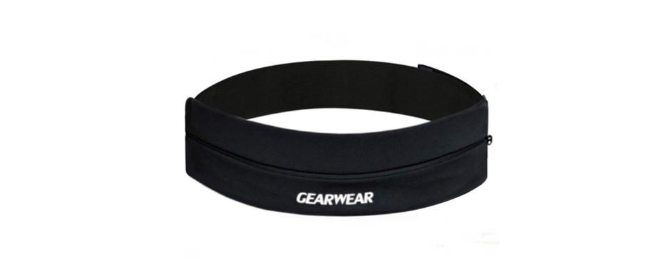 gearwear waistband running belt