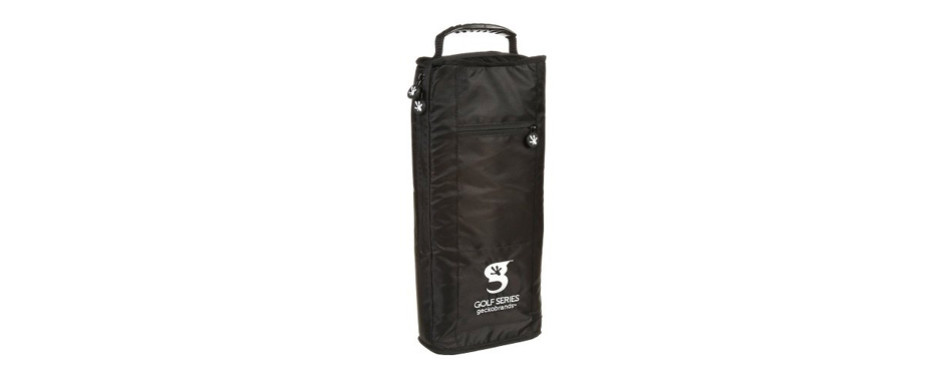 geckobrands 9-can hideaway golf cooler