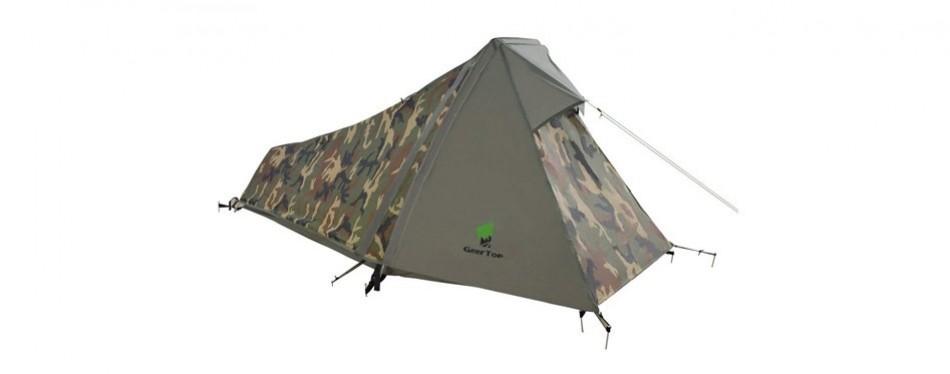 geertop 1-person bivy solo tent