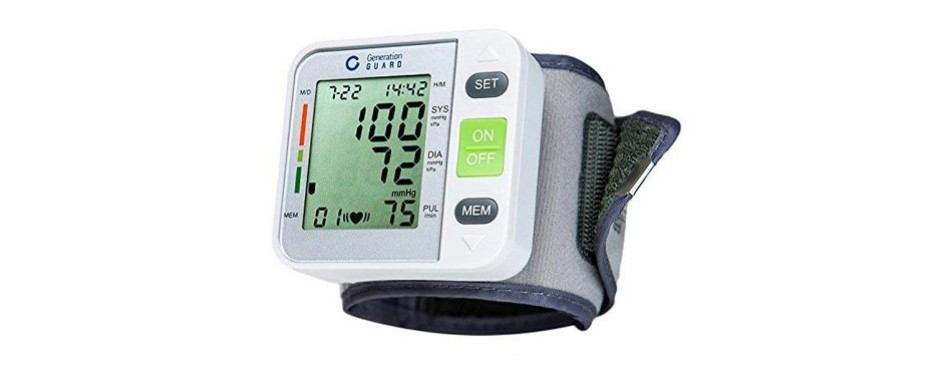generation guard clinical automatic blood pressure monitor