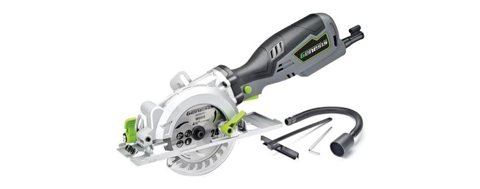 genesis gcs545c compact circular saw