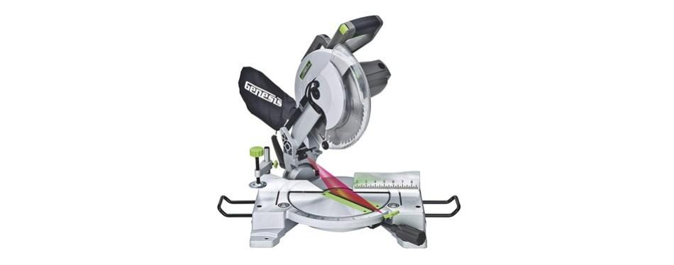 genesis gms1015lc 15-amp 10-inch compound miter saw