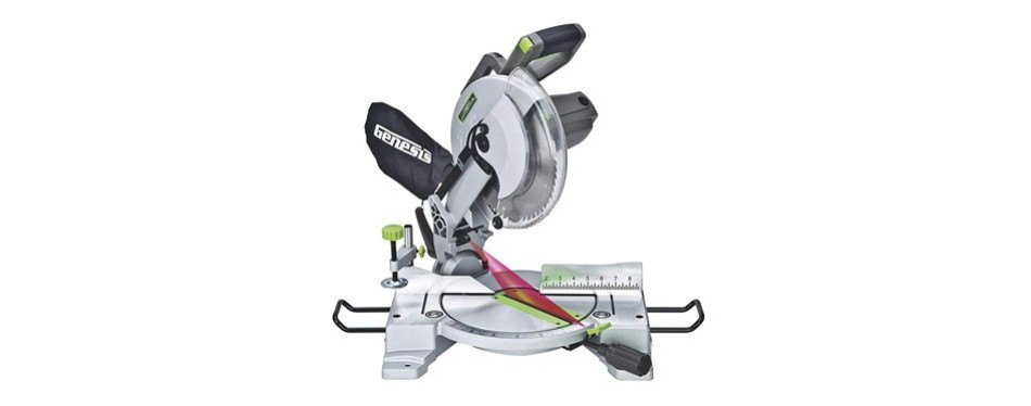 genesis gms1015lc 15-amp 10-inch compound miter saw