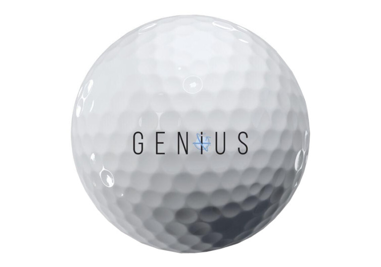 Genius Golf Ball