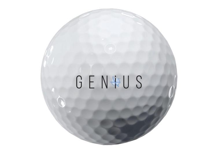 Genius Golf Ball