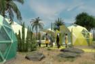 geoship - bioceramic domes