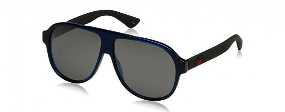 gg0009s blue gucci sunglasses
