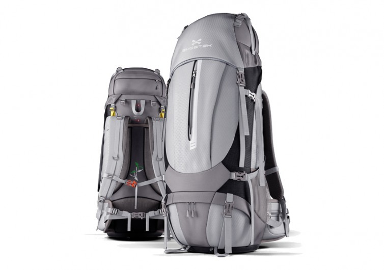 ghostek nrgcamper travel tech backpack