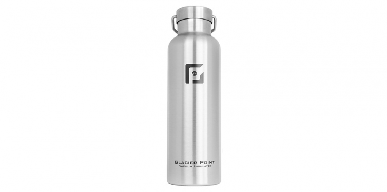 Glacier Point Vacuum Insulated Stainless Steel Water Bottle