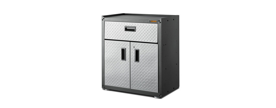 gladiator ready-to-assemble 3/4 door modular gearbox