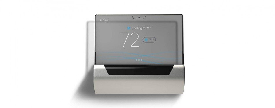 glas smart thermostat by johnson control