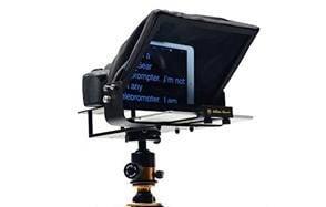 glide gear tmp100 adjustable teleprompter