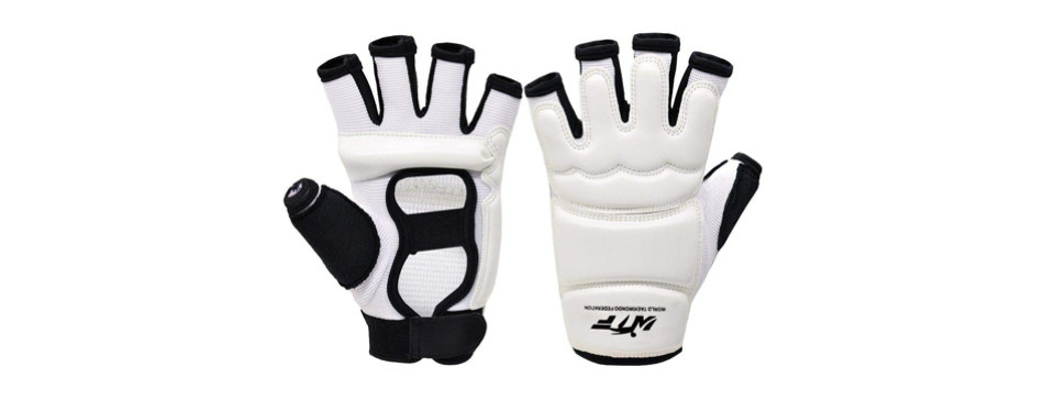 glin kickboxing gloves