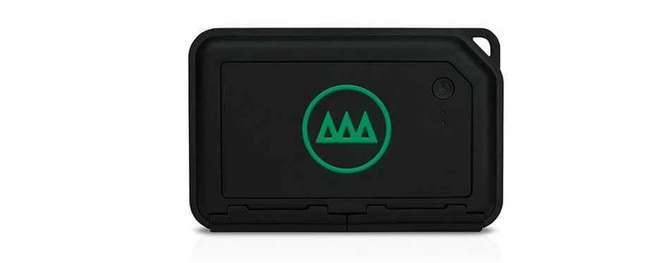 gnarbox portable backing up and editing system