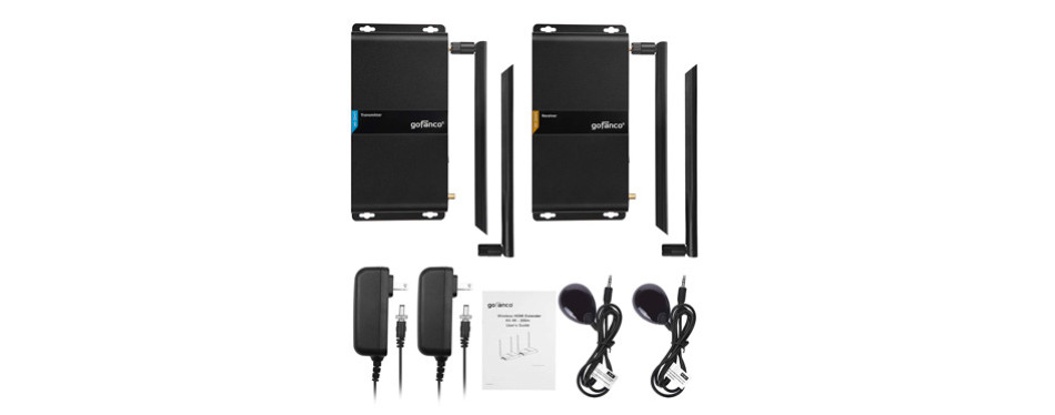 gofanco wireless hdmi extender