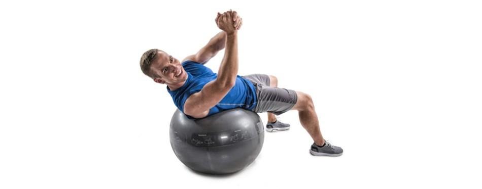 gofit professional grade stability ball