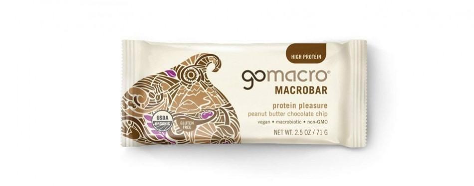 gomacro organic protein bar