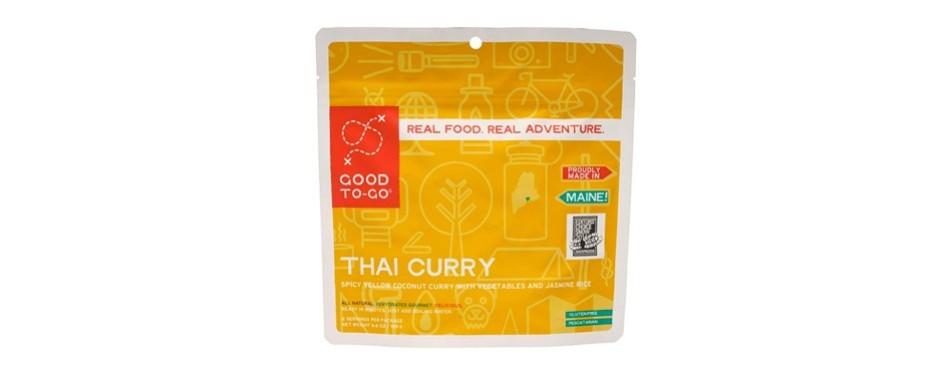 good to go thai curry