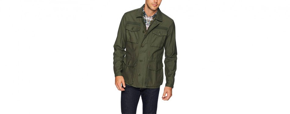 goodthreads lightweight military jacket
