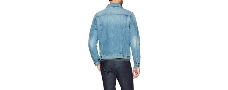 goodthreads men's denim jacket