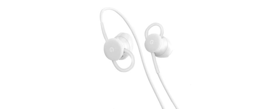 google wired digital earbud