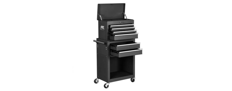 goplus 6-drawer rolling tool chest