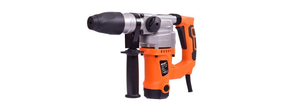 goplus electric rotary hammer drill
