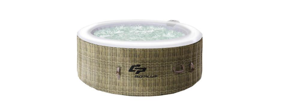 goplus outdoor spa