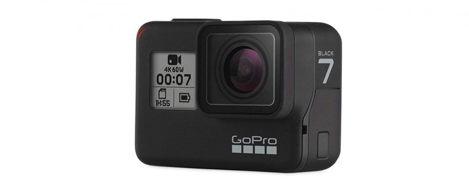 gopro hero7 - waterproof digital action camera