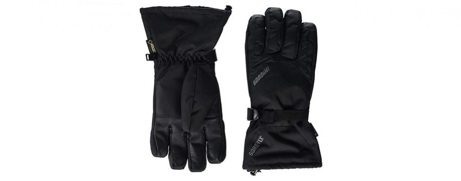 gordini promo gauntlet gore-tex hiking gloves