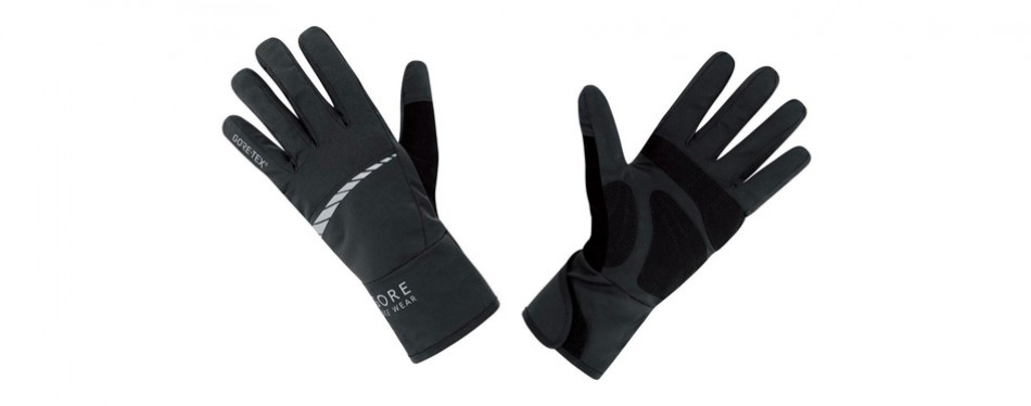 gore-tex road cycling gloves