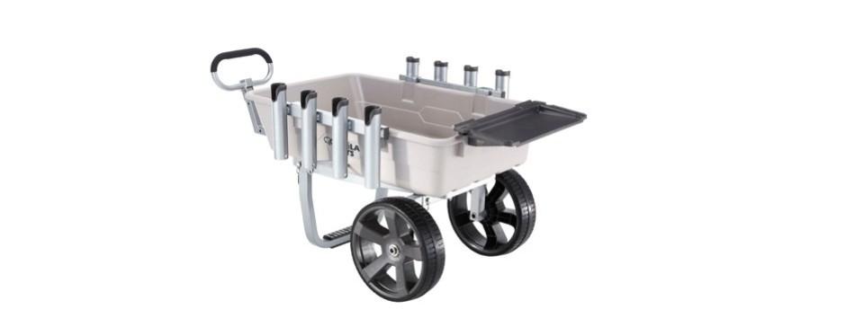 gorilla carts fish-& marine cart