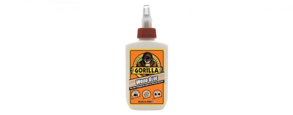 gorilla wood glue